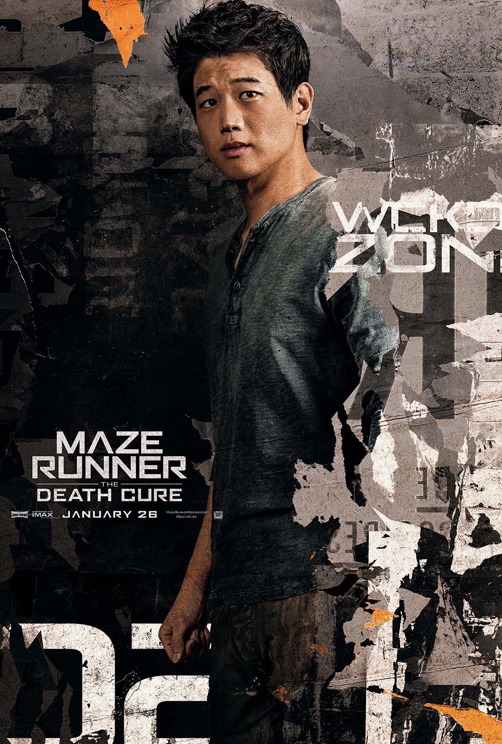 Maze Runner 3 Stream Kinox