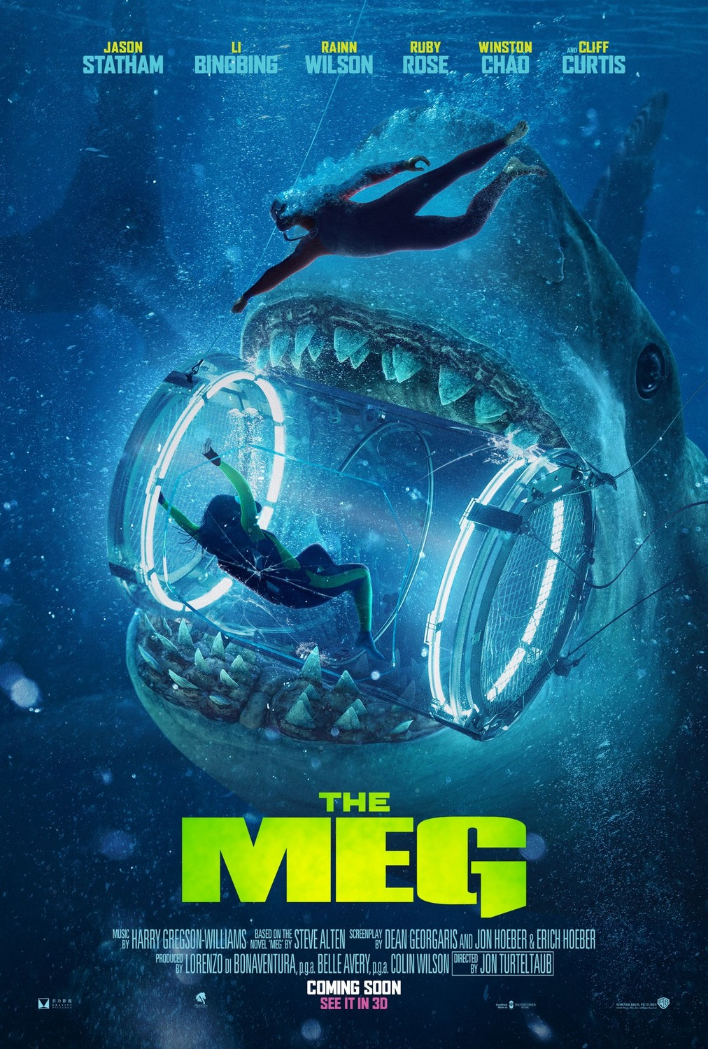 The Meg | Teaser Trailer
