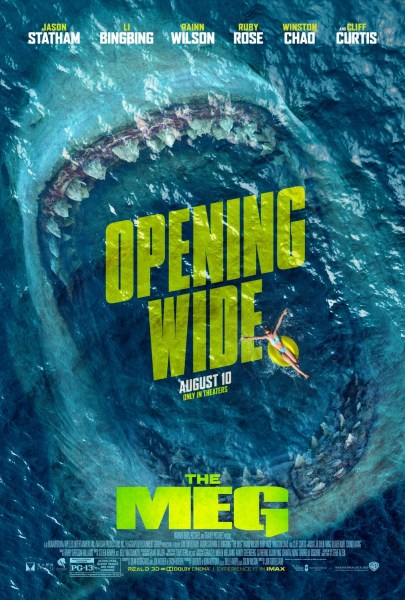 The Meg China Poster