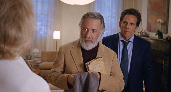 The Meyerowitz Stories Dustin Hoffman And Ben Stiller