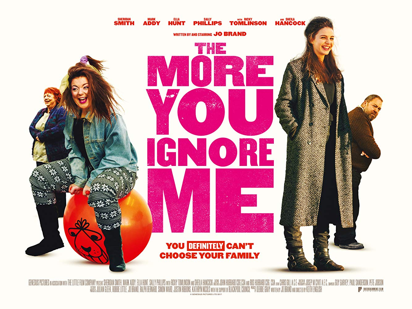 The More You Ignore Me | Teaser Trailer