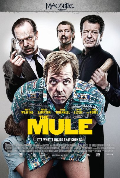 The Mule 2014 Poster