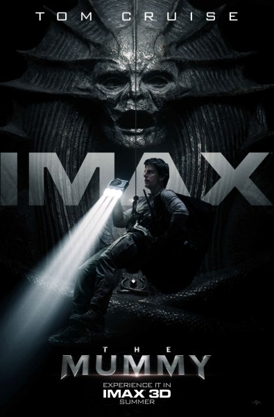 The Mummy - IMAX - Tom Cruise