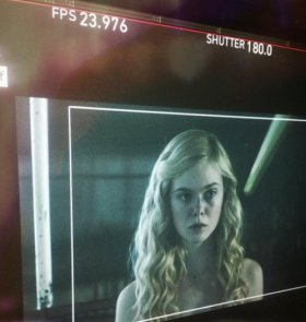 The Neon Demon Movie Behind the scenes