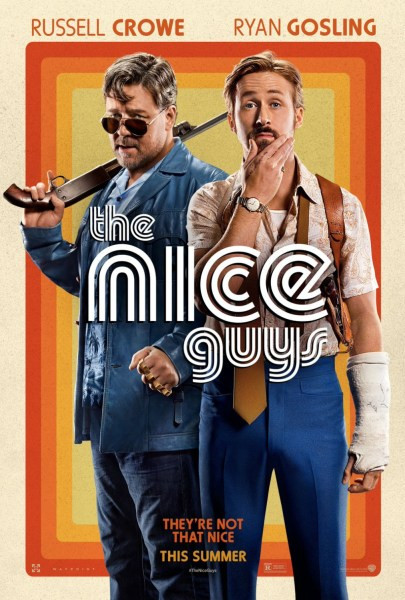 The Nice Guys New Poster