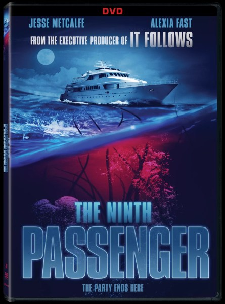 The Ninth Passenger DVD Cover