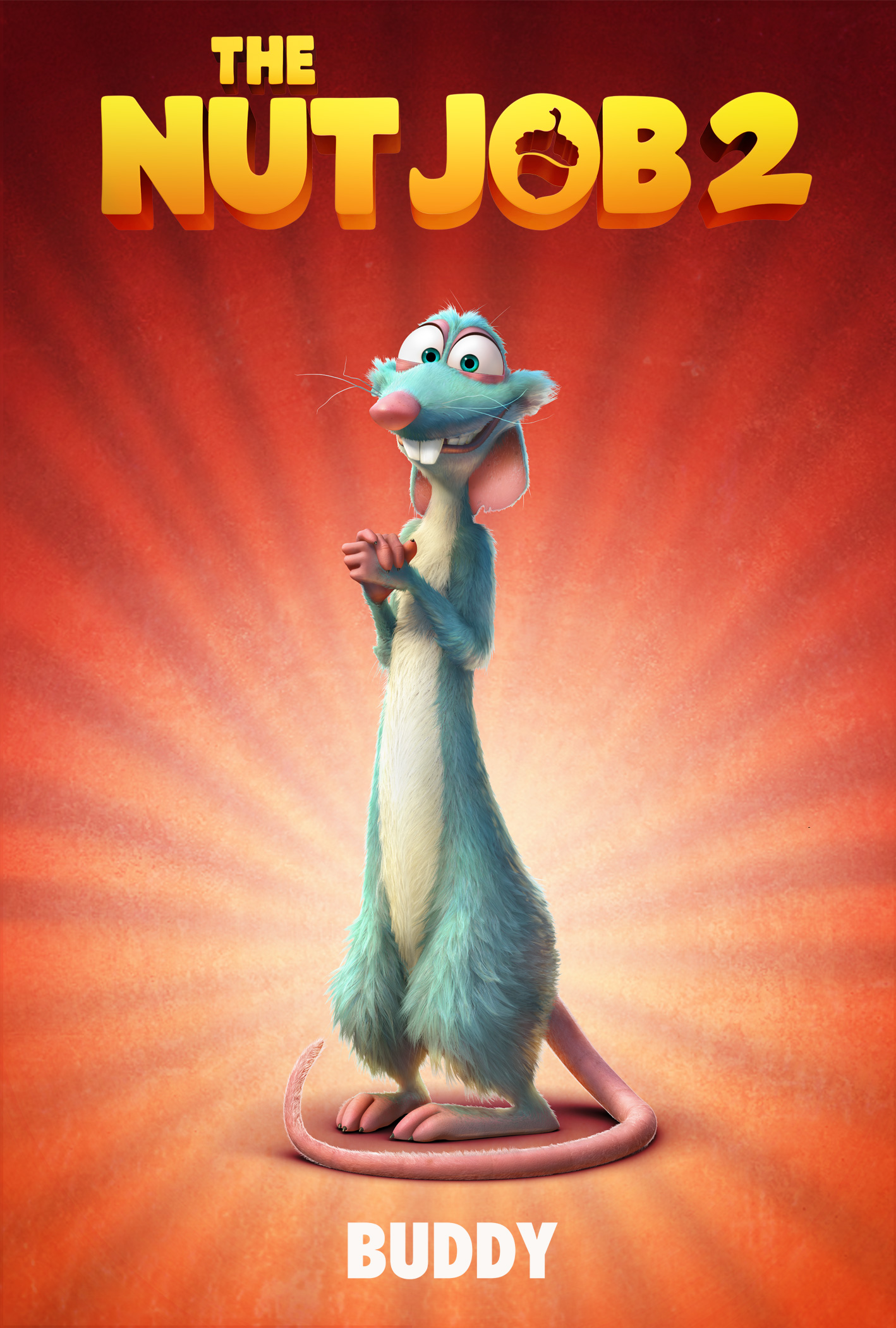 Movie Poster jackie chan movie poster : The Nut Job 2 : Teaser Trailer