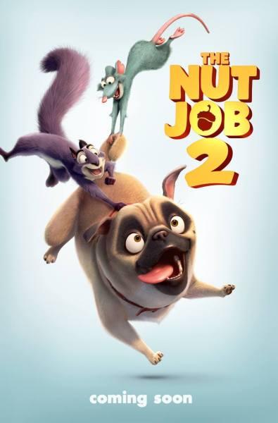 The Nut Job 2 Teaser Poster
