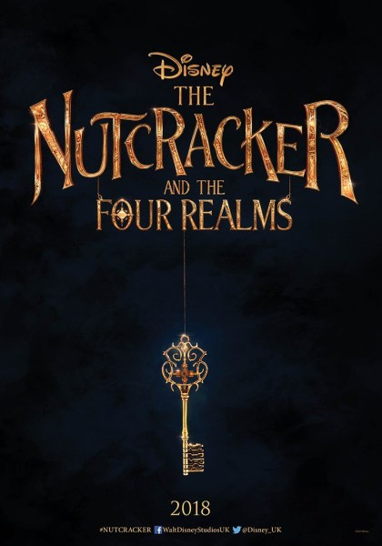 The Nutcracker And The Four Realms UK Teaser Poster