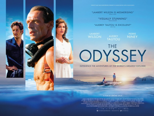 The Odyssey UK Poster