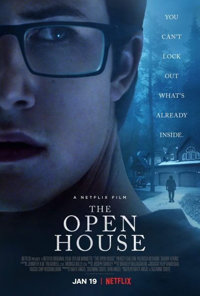 The Open House Movie Poster