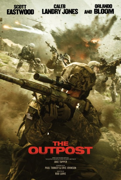 The Outpost Movie Teaser Poster