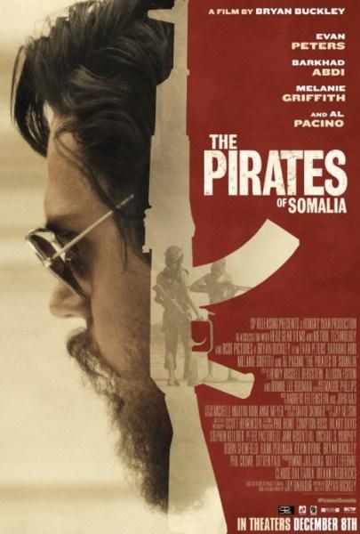 The Pirates Of Somalia Movie Poster