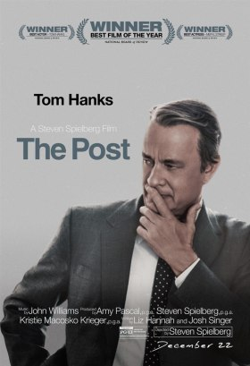 The Post New Character Poster - Tom Hanks