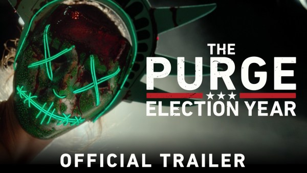 The Purge 3 Election Year Movie