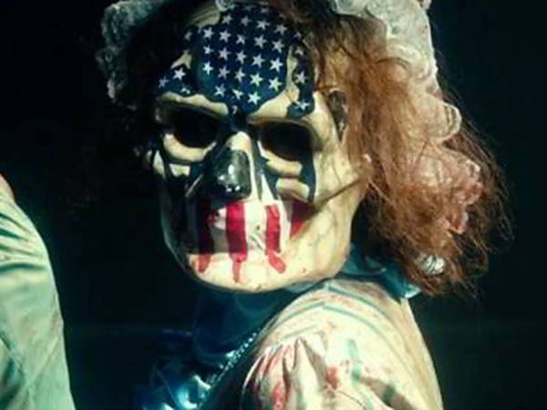 The Purge 4 Movie - The Purge The Island
