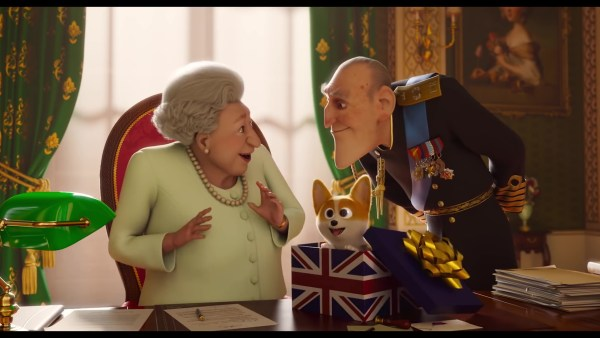 The Queen's Corgi Film 2019