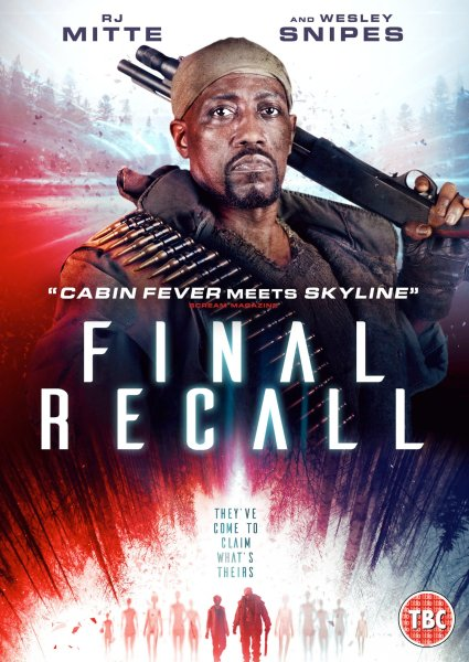 The Recall UK Poster