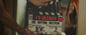 The Rhythm Section Movie Film Slate