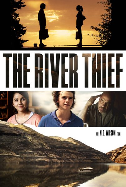 The River Thief movie poster