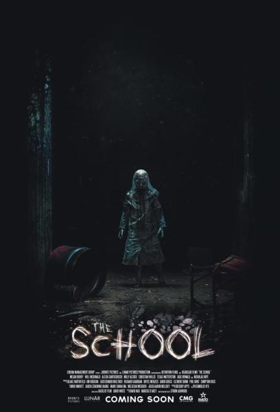The School Film Poster