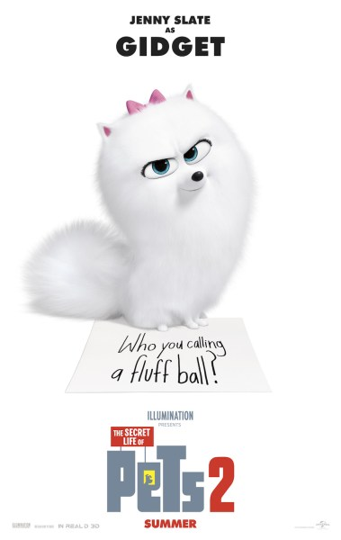 The Secret Life Of Pets 2 The Gidget