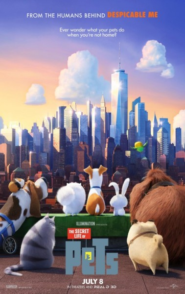 The Secret Life of Pets Song - The Secret Life of Pets Music - The Secret Life of Pets Soundtrack - The Secret Life of Pets Score