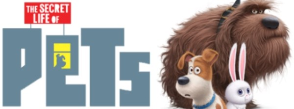The Secret life of Pets - 3D CG Animated movie in 2016
