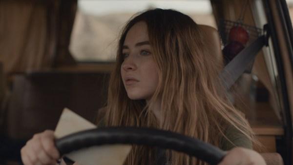 The Short History Of The Long Road Movie - Sabrina Carpenter