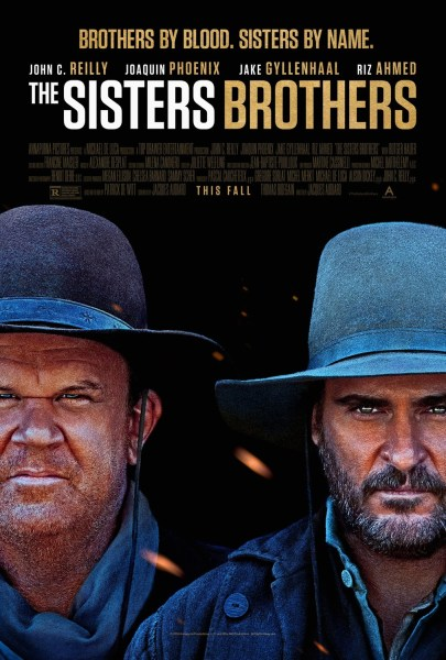 The Sisters Brothers New Film Poster