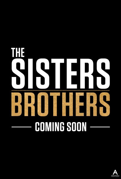 The Sisters Brothers Title Art