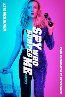 The Spy Who Dumped Me - Kate McKinnon - From unemployed to undercover.