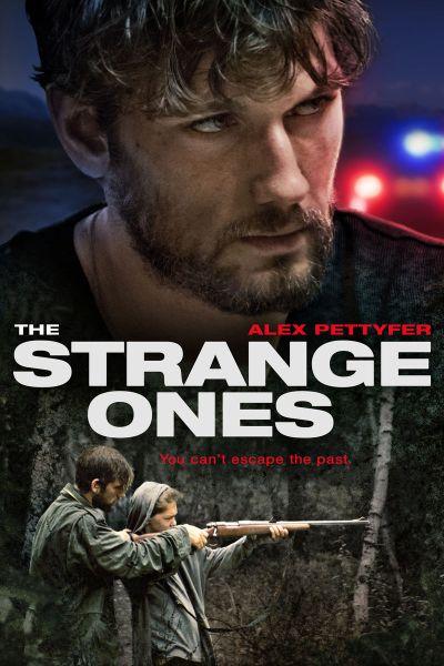 The Strange Ones New Poster