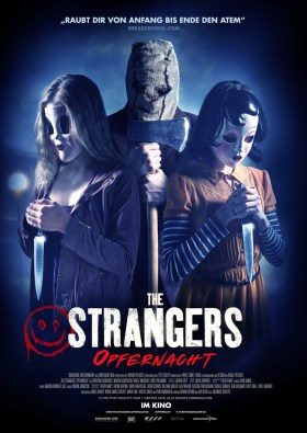The Strangers 2 German Poster