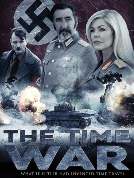 The Time War Teaser Poster