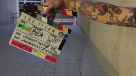 The Titan Movie Film Clapper