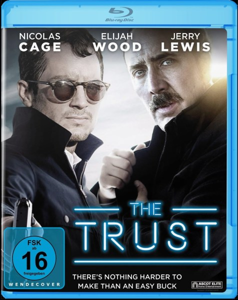 The Trust Movie Poster