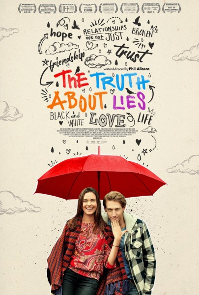 The Truth About Lies Movie Poster