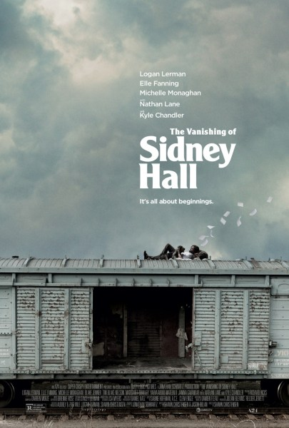 The Vanishing Of Sidney Hall Movie Poster