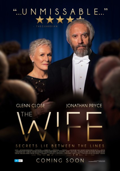 The Wife New Poster