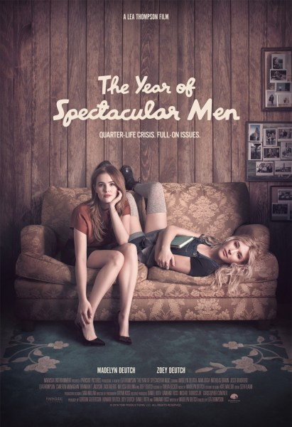 The Year Of Spectacular Men Movie Poster