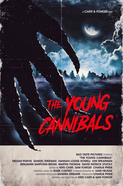 The Young Cannibals New Poster