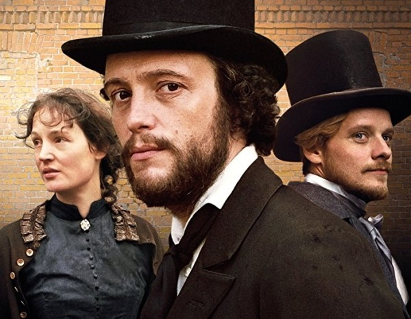 The Young Karl Marx Movie 2018