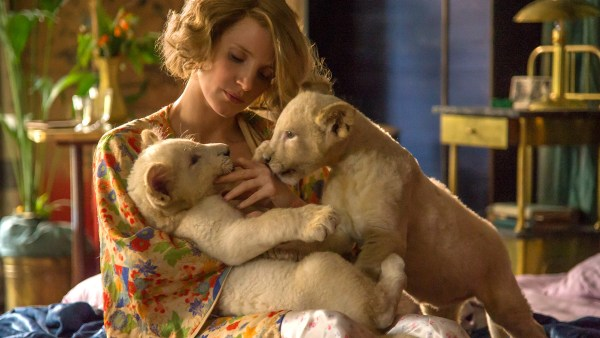 The Zookeeper's Wife Movie