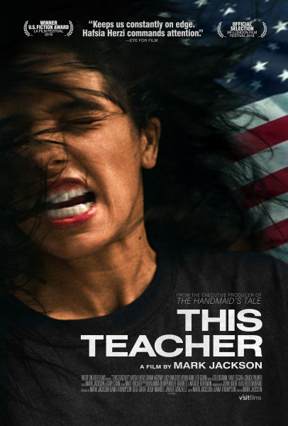 This Teacher Movie Poster