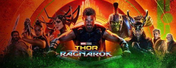 Thor 3 Ragnarok Banner Poster
