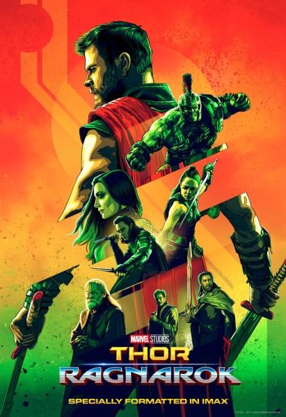 Thor 3 Ragnarok IMAX Poster