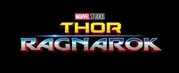 Thor 3 Ragnarok Movie Logo