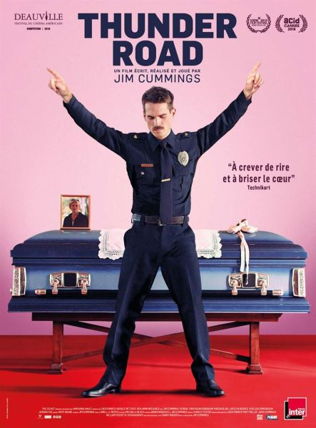 Thunder Road Poster From France