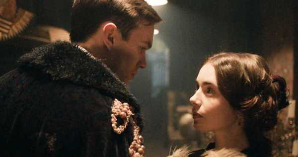 Tolkien Movie - Nicholas Hoult, Lily Collins